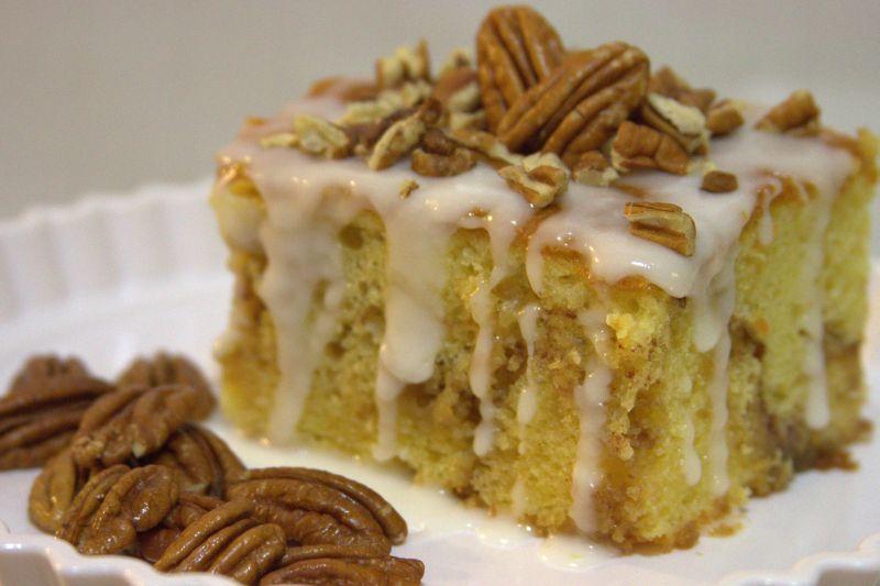 Honey Bun Cake Factory